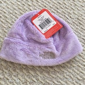 North face baby beanie